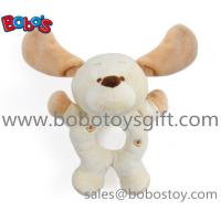 7 Plush Funny Dog Infant Toys Baby Rattle Toy Manufactures