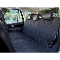 "100% Waterproof Pet Car Seat Covers With Seat Anchors Black Color 54"" X 58"" Manufactures"