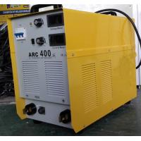 Professional ARC 400 MOSFET Welding Machine High Duty Cycle With 85% Efficiency Manufactures