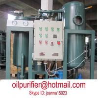 Quality Ex Strong Demulsify Vacuum Turbine Oil filtration Machine,600L/H On-site Working Used Turbine Oil Regeneration Plant for sale