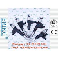 China ERIKC 095000-0660 denso fuel pump engine injection 095000 0660 diesel CR diesel injector 0950000660 on sale
