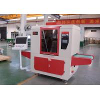 380 V 50 HZ Vamp Marking Machine , Ldentify Industrial Camera Marking Line Manufactures