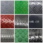 Wear Resistant PVC Vinyl Plastic Sheet , Wear Resistant Laminated Car Floor Mats Manufactures