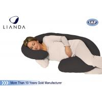 Buy cheap C shape Baby Nursing pillow Maternity , Pregnancy Pillow Wedge from wholesalers