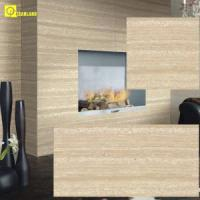 China Polished Porcelain Travertine Tile with Little Holes (TR6002) on sale