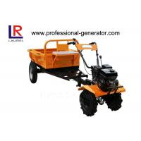 13HP Mini Cultivator with optional trailer Manufactures