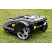 li-ion automatic lawnmower with working schedule system, waterproof design Manufactures