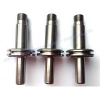 Stainless Steel Precision Cnc Machined Parts With Washer +/-0.01mm Tolerance Manufactures