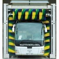 Roll over bus/truck washing machine, equipped with international standard parts Manufactures