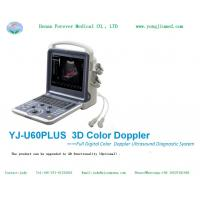 4d portable color doppler PW CW ultrasound machine system with 4d volume probe price Manufactures