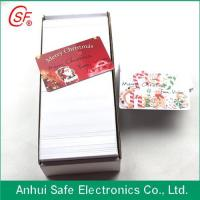 Supply Hot selling! Hgh quality blank inkjet pvc card, pvc id card Manufactures