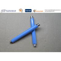 Plastic Insert Molding Components / Insert Molded Plastic Pole with Metal Shaft Manufactures