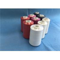 Buy cheap High Tenacity  Dyed Colors Spun Polyester 100% TFO Sewing Thread 40s/2 5000y from wholesalers