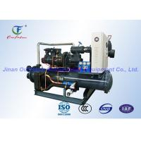 Refrigeration Semi-hermetic Water Cooled Condensing Units PLC Manufactures