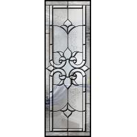 frosted glass  Appeal Decorative Panel Glass For Apartment Home Pattern Surface sandblasted Manufactures