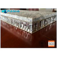 Buy cheap High Strength Basalt Stone Honeycomb Composite Panels For Indoor Decoration from wholesalers