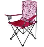 China Fishing chair with cup holder with armrests, portable folding camping chair, comfortable outdoor chair, polyester beach on sale