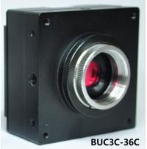High Sensitivity Digital Microscope Cameras , Colorful 0.36MP Industrial Digital Camera Manufactures