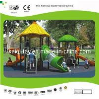 2012 Latest Nature Series Outdoor Playground Equipment (KQ10135A) Manufactures