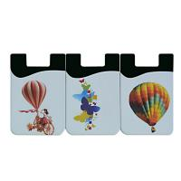 3M Sticker Silicone Credit Card Holder Made Of Non Toxic Top Grade Materials Manufactures