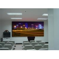 Quality HD Small Pixel P2 Full Color LED Panel / Indoor Full Color Led Display for sale