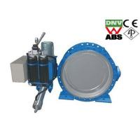 Pneumatic flange butterfly valve (CE,API,ISO,ABS,WATERMARK) Manufactures