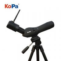 China WiFi spotting scope support viewing/capturing images on smart phones on sale