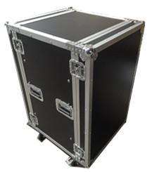 Customized Black Shockproof Rack Flight Case 610cm*70cm*92cm Manufactures