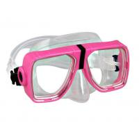 Waterproof Adult Diving Mask Easily Corrective For Snorkeling / Swimming Manufactures
