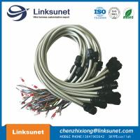 Screw LED Injector Wiring Harness 180 Degrees TVR 1.25 - 5 Ring Solder Terminal Connectors Manufactures