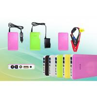 China Min Auto Portable Car multi function Jump Starter Power Bank w/8000mAh Capacity on sale