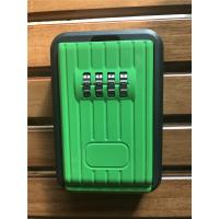 Waterproof Outdoor Combination Lockbox For Keys Black And Green Manufactures