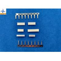 1.25mm Pitch Board-in Housing, 2 to 15 Circuits Single Row Crimp Housing for Signal Application Manufactures