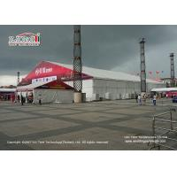 50x60m Temporary Outdoor Exhibition Activity PVC Hall Tent for 2000 People Manufactures