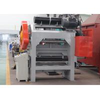 China Fully Perforated Gypsum Ceiling Panel Making Machine Hebei Green on sale