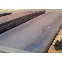 Heavy Duty A36 Hot Rolled Steel Plate For Factory Premises Construction Manufactures