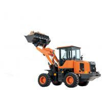 China High Security Tracked Backhoe Wheel Loader Easy Operation CE / ISO Certification on sale