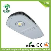 Customized 50w Cree LED Street Lights , Outdoor LED Bulbs For Street Lights Manufactures