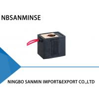 China 3130E Spinning Machine Series AC220V DC24V Normal Voltage Solenoid Valve Coil on sale