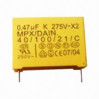 Metalized Polypropylene Film Capacitor, Very Low-loss at High-frequency Manufactures