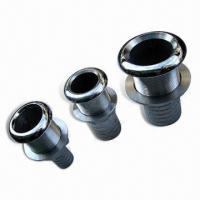 Thru-hull Fitting with 3/4-inch Hose, Available in Various Sizes Manufactures