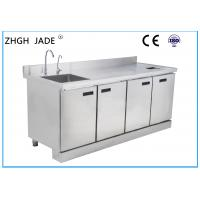 Milk Tea Shop Use Custom Stainless Steel Countertops Manufactures