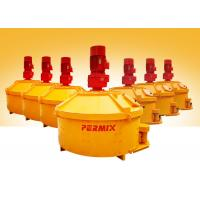 30kw Planetary Concrete Mixer Easy Maintenance Replacement Mixing Blades PMC750 Manufactures