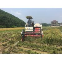 RL(4LZ-6.0P)102hp TRACK COMBINE HARVESTER crops rice grain tank combine machinery MADE IN CHINA Manufactures