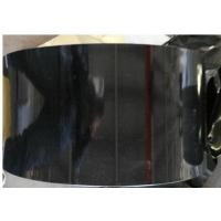 8011 H14 Black Coated Aluminium Strip For Olive Bottle Caps Manufactures