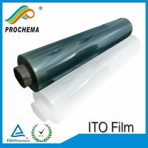 10-14ohm Transparent Conductive ITO Film Manufactures