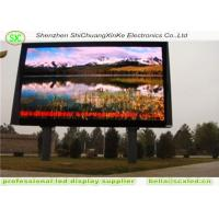 China Waterproof Digitalfull color led display board Outdoor LED Signs PH10 Outdoor LED Electronic Signs on sale