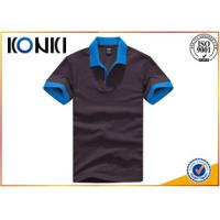 Fashionable Personalized Polo Shirts For Men short sleeve polo shirt Manufactures