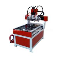 Small 4 Spindles 600*900mm Wood CNC Carving Machine Manufactures