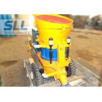 200m convey distance 5m3 Dry Mix Shotcrete Machine including spare parts Manufactures